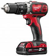 Акк. дрель/ш. Milwaukee M18 BPD-202C (Li-Ion2Ач)