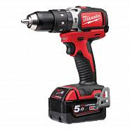 Акк. дрель/ш. Milwaukee M18 BLPD-502C (Li-Ion5Ач)