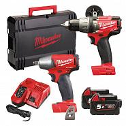 Набор Milwaukee M18 FPP2B-502X FUEL