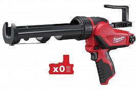 Клеевой пистолет Milwaukee M12 PCG/310C-0