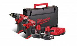 Набор Milwaukee M12 FPP2A-602X