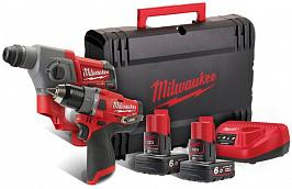 Набор Milwaukee M12 FPP2B-602X