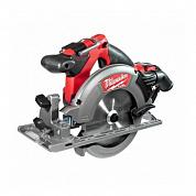 Акк. циркулярная пила Milwaukee M18 CCS55-0Х (кейс HD BOX)