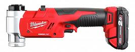 Акк. гидравлический пробойник Milwaukee M18 HKP-201C FUEL (Li-Ion2Ач)